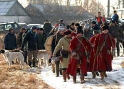 Праздник русской псовой охоты «Отъезжее поле»
