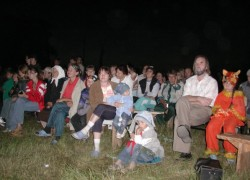 Усманский открытый молодёжный фестиваль поэзии и авторской песни «Серебряный родник»