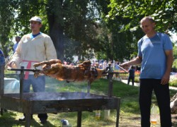 Гастрономический фестиваль «Раненбургское застолье»