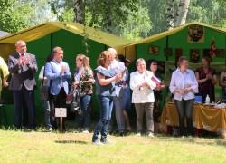 """Районный фестиваль национальных культур """"В семье единой"""""""