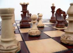 Быстрые шахматы. Первенство области