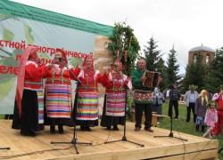 Областной этнографический праздник «Волченские узоры»
