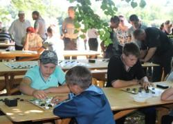 Областной турнир по русским шашкам