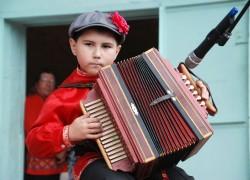 Городской открытый фестиваль-конкурс народного творчества им. А. Матюхина «Играй, гармонь Елецкая!»