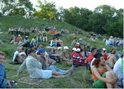 XXI международный фестиваль «Парус Надежды»