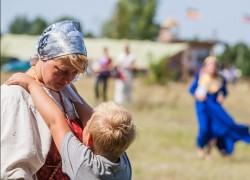 Открытый казачий фестиваль народной культуры «Татарский вал»