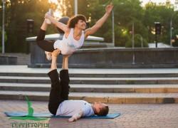 Международный день йоги в Липецке