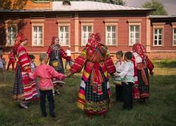 Фестиваль «Один день в дворянской усадьбе»